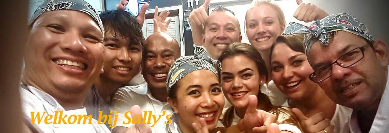 Een mooie beoordeling voor Sally's Indonesian Kitchen