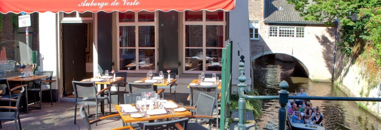 Auberge de Veste ligt ook in de buurt en is misschien interessant