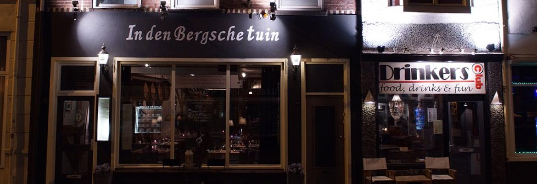 Restaurant In den Bergsche Tuin ligt ook in de buurt en is misschien interessant