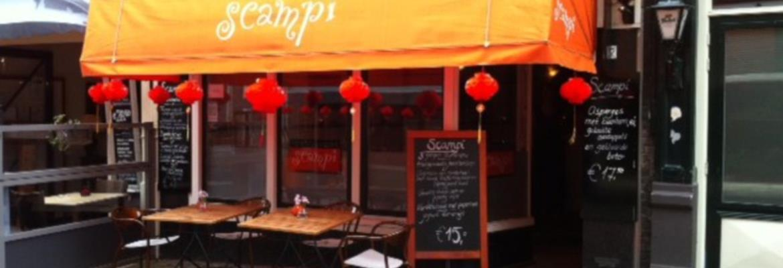 Restaurant Scampi ligt ook in de buurt en is misschien interessant