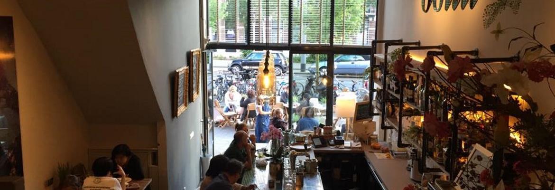Bomm Bar Bistro ligt ook in de buurt en is misschien interessant