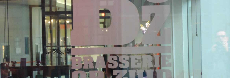 Brasserie Op Zuid ligt ook in de buurt en is misschien interessant