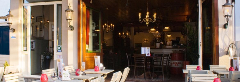 Grand café de Kroon eten & drinken ligt ook in de buurt en is misschien interessant