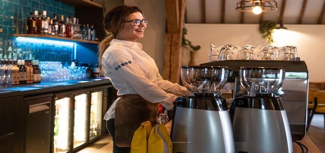 Je kunt nu ook reserveren bij Brazzerie Abrona in De Meern via BonChef.nl