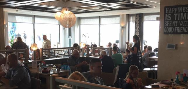 Je kunt nu ook reserveren bij Friends  in Katwijk aan Zee via BonChef.nl