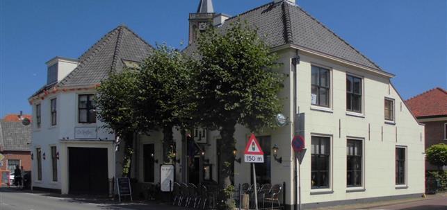 Je kunt nu ook reserveren bij Eterij De Drie Gekroonde Laarsjes in Loenen aan de vecht via BonChef.nl