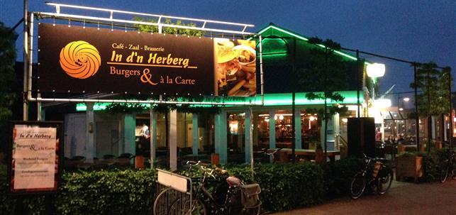 """Je kunt nu ook reserveren bij Café Zaal Brasserie """"In d'n herberg"""" in Someren via BonChef.nl"""