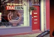 Restaurant Thaicoon in Amsterdam