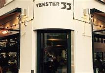 Venster 33 in Amsterdam