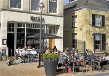 Brasserie Martins in Apeldoorn