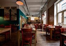 Restaurant Benjamin in Arnhem