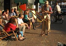 Bar & Restaurant LEF in Delft