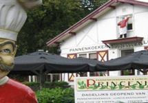 Pannenkoekenhuis Princenhof in Driebergen-Rijsenburg