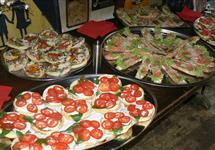 Pizzafestijn Italiaanse Catering in Ede
