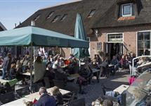 Grand Café Fanfare in Giethoorn
