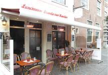 Lunchroom Broodje van Haerlem in Haarlem