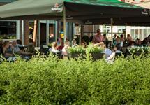 Grand café en Zalencentrum de Haen in Hoevelaken