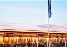 """Het Strand """"Restaurant aan Zee"""" in Katwijk"""