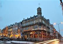 Restaurant De l'Empereur in Maastricht