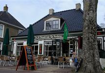 Eet & DrinkCafe De Herberg in Nes Ameland