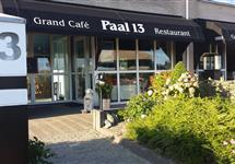 Paal 13 in Nes Ameland