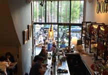 Bomm Bar Bistro in Rotterdam