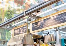 Obba's Foodbar in Rotterdam