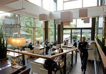 Restaurant-Brasserie Vlonders in Utrecht