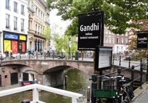 Restaurant Gandhi in Utrecht