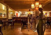 Brasserie van het Landgoed in Westerlee
